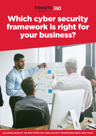 Choosing a framework
